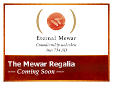 The Mewar Regalia
