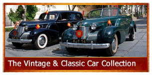 The Vintage & Classic Car Collection