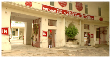 Vintage & Classic Car Collection Udaipur